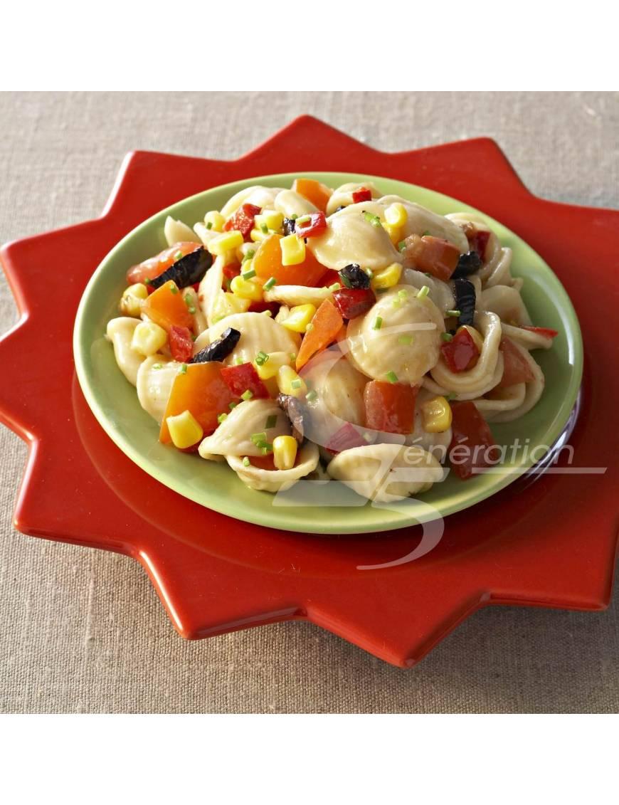 Cuillère Dessert Métallisé Plastique
