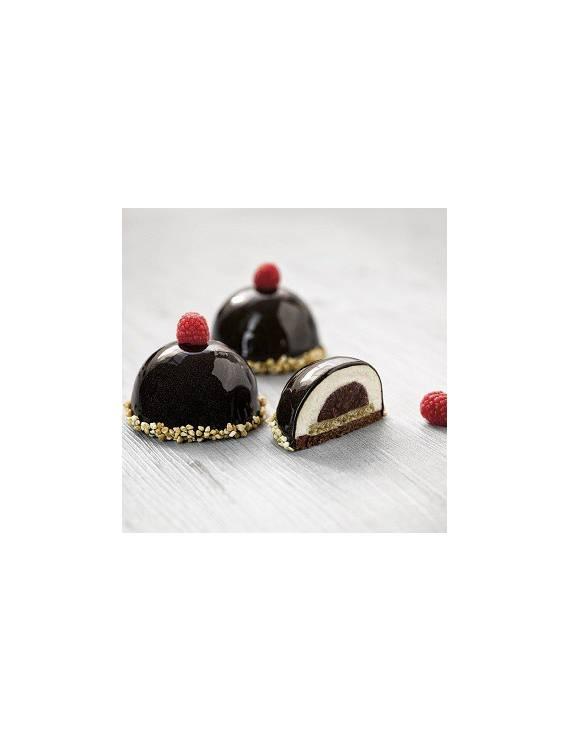 Tube glace royale chocolat