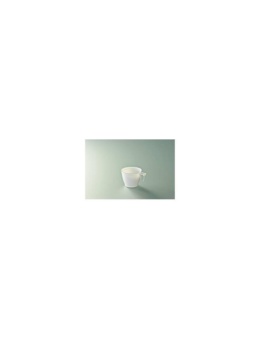 Tasse à Café Plastique Blanc