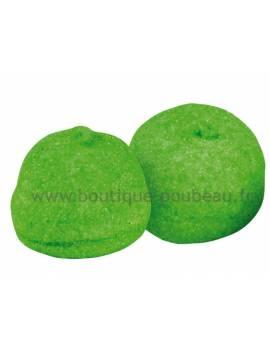Balle de golf  verte - goût pomme