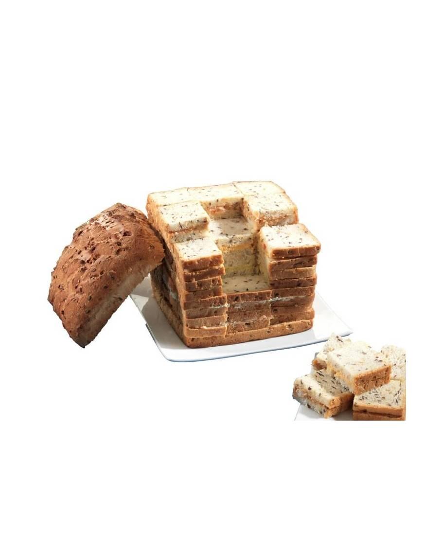 """Pain surprise surgelé """"Moelleux"""" - 45 sandwiches"""