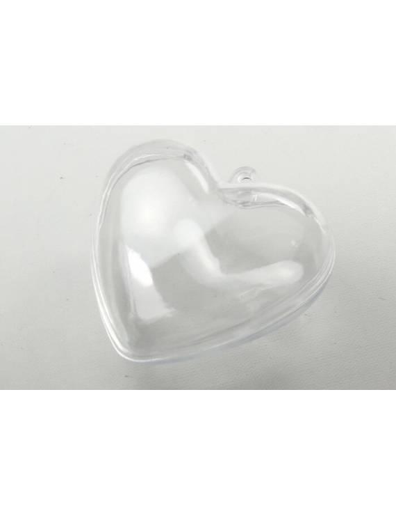Coeur plexi/plastique