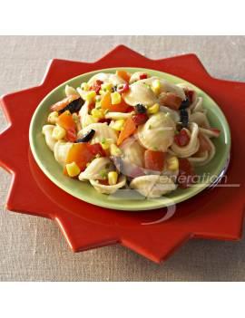 Cuillère Dessert Métallisé Plastique 50 piéces