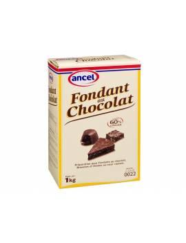 Préparation Fondant au Chocolat