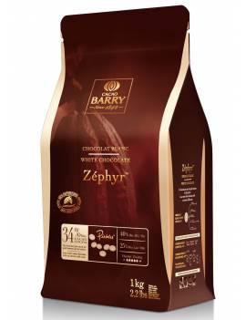 Chocolat blanc Zéphyr 34% Cacao Barry