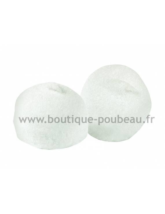 Balle de golf blanche - goût vanille sachet 900gr
