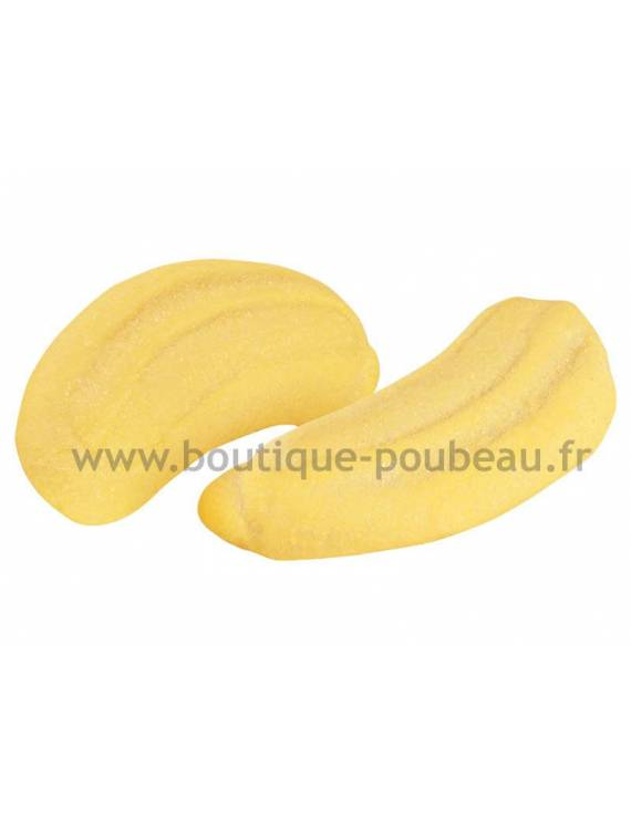 Marshmallow Bananes 900gr