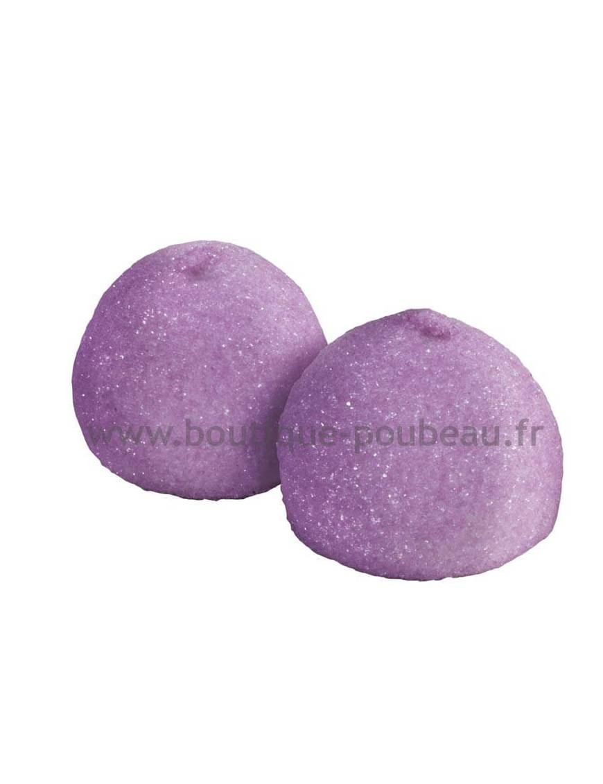 Balle de golf violet - goût framboise sachet 900gr