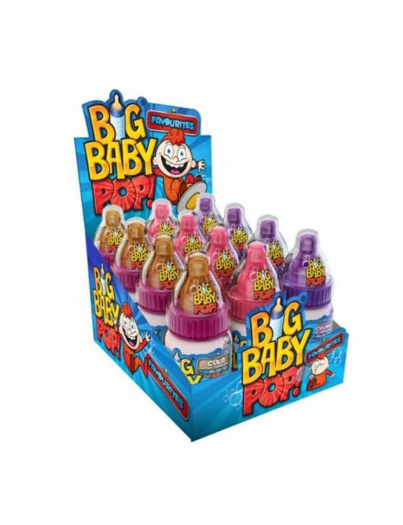 Big Baby Pop Classic 12 pièces