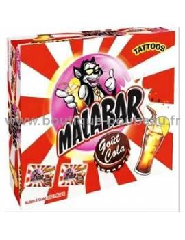 Malabar goût cola 200 piéces