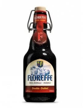 Floreffe double biere belge