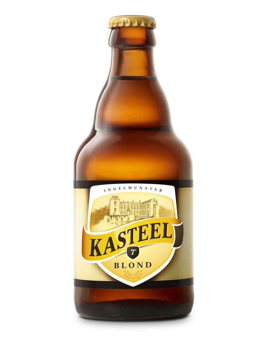kasteel blonde biere belge oise