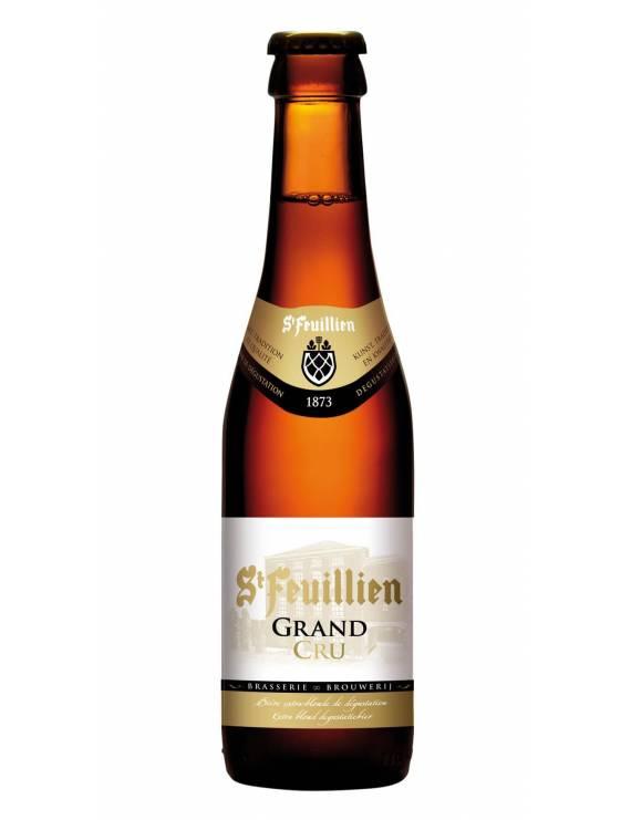 Saint Feuillien Grand Cru biere blonde oise