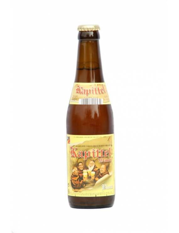 Kapittel watou blond, biere belge d'abbaye, oise