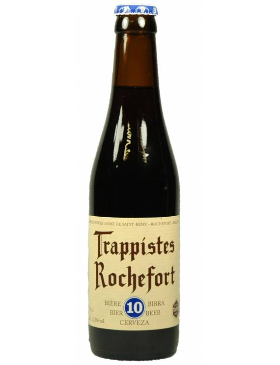 Trappiste rochefort 10 magasin poubeau biere belge oise