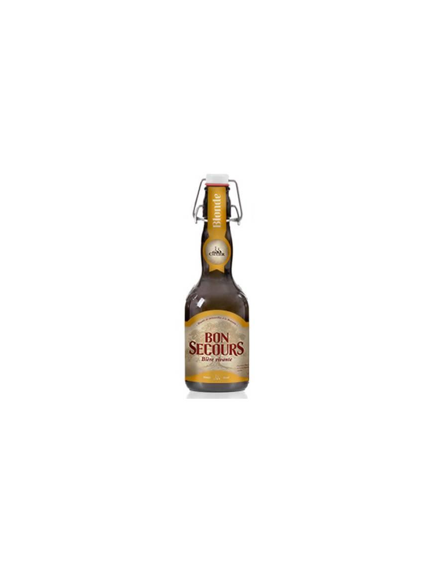 Bon secours blonde biere belge