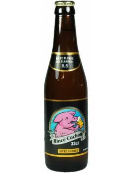 Rince cochon biere belge blonde oise