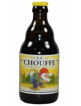La Chouffe biere belge blonde