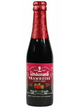 Lindemans framboise biere belge oise lambic