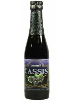 Lindemans cassis biere belge lambic