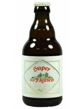 Super des fagnes blonde biere belge oise