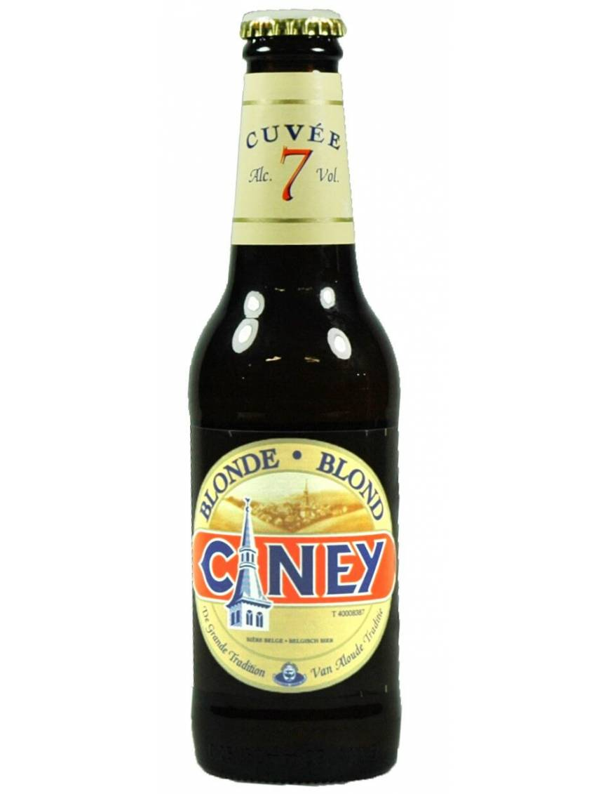 Ciney blonde biere belge oise
