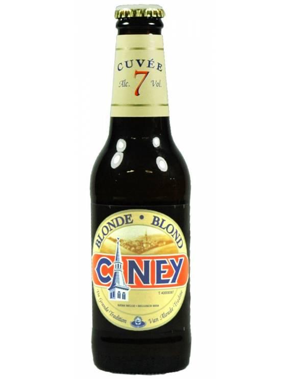 Ciney blonde biere belge oise