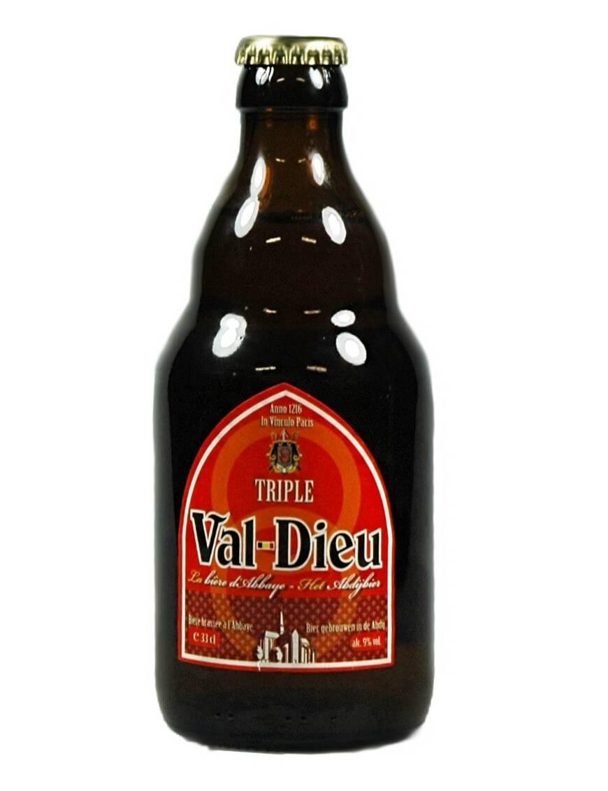 Val-Dieu triple tripel biere belge