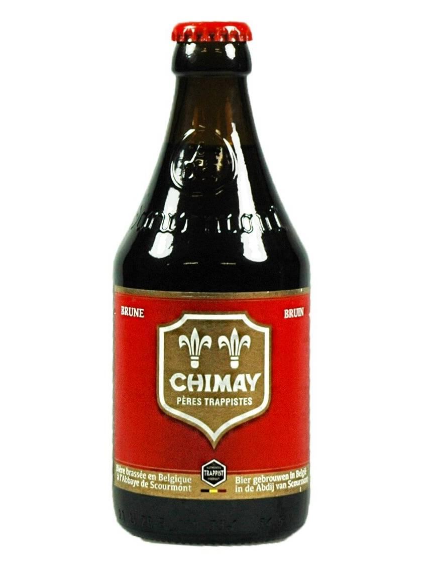 Chimay rouge biere belge brune osie