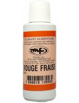 Colorants Alimentaire Rouge Fraise