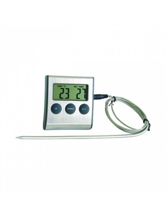 Thermomètre électronique pour four