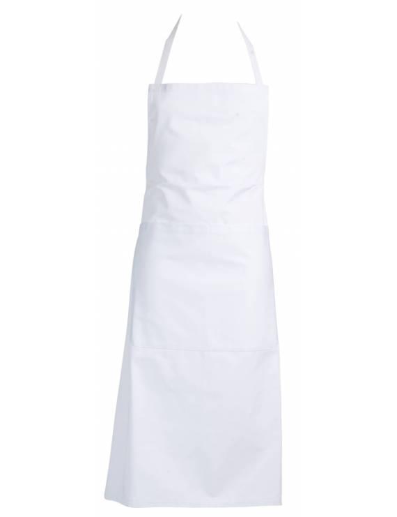 Tablier Chef Porto blanc