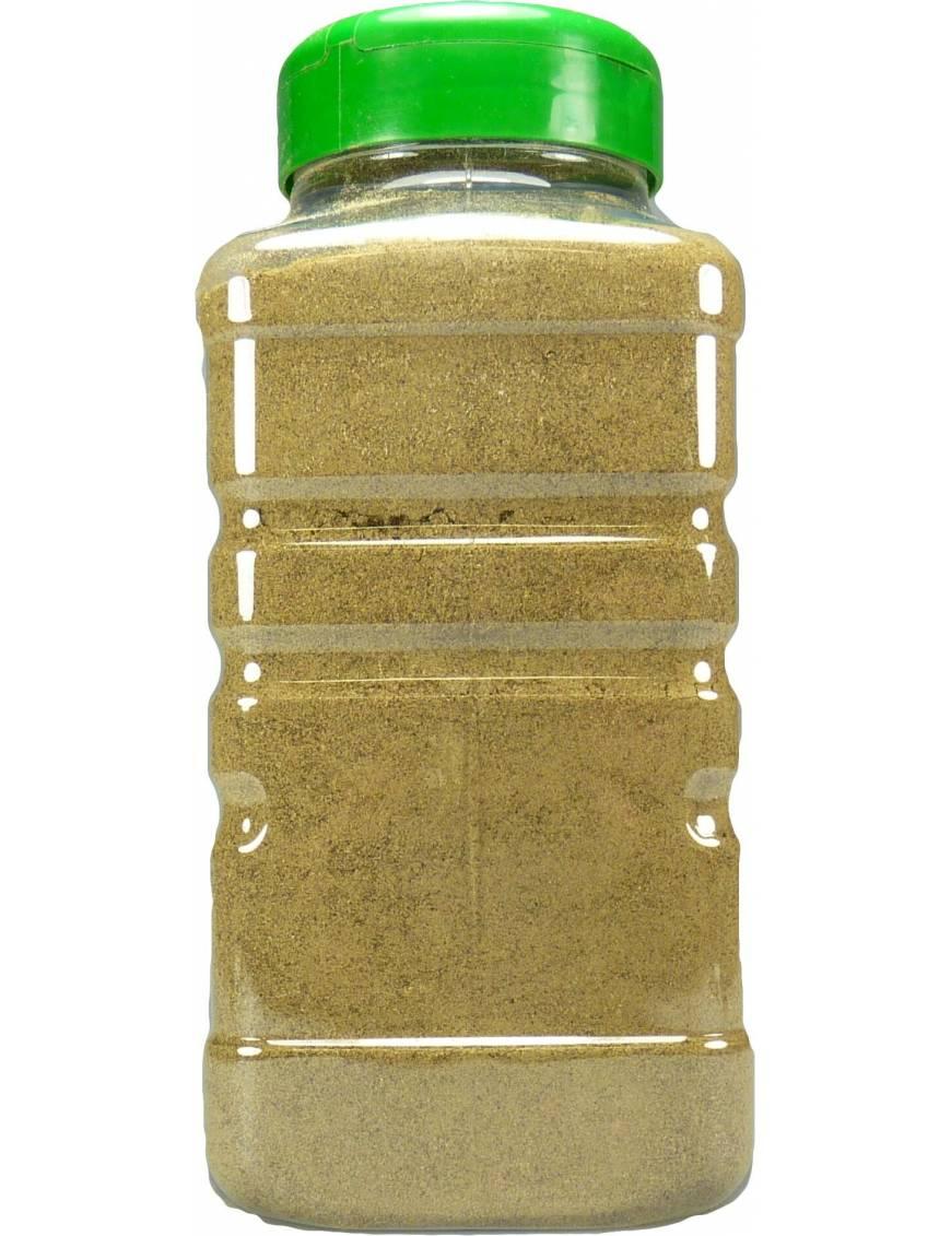 Poivre gris en poudre - Boite de 500 gr