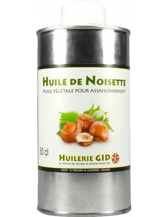 Huile de Noisette - 50cl