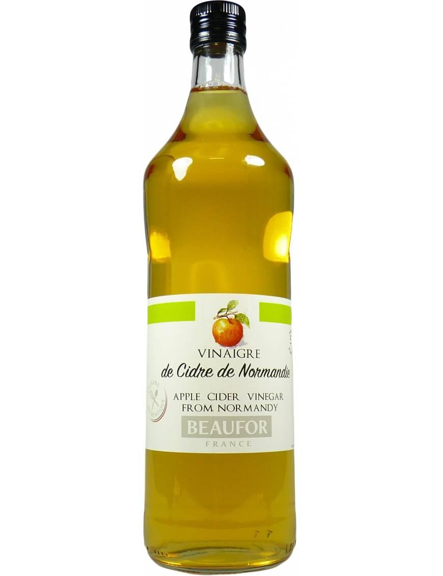 Vinaigre de cidre de Normandie - Bouteille de 1L