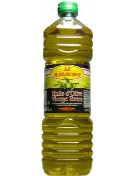 Huile d'Olive Vierge Extra - Bouteille de 1L