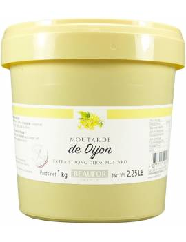 Moutarde de Dijon - Pot 1 kilo