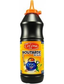 Moutarde de dijon - Flacon souple de 850 gr