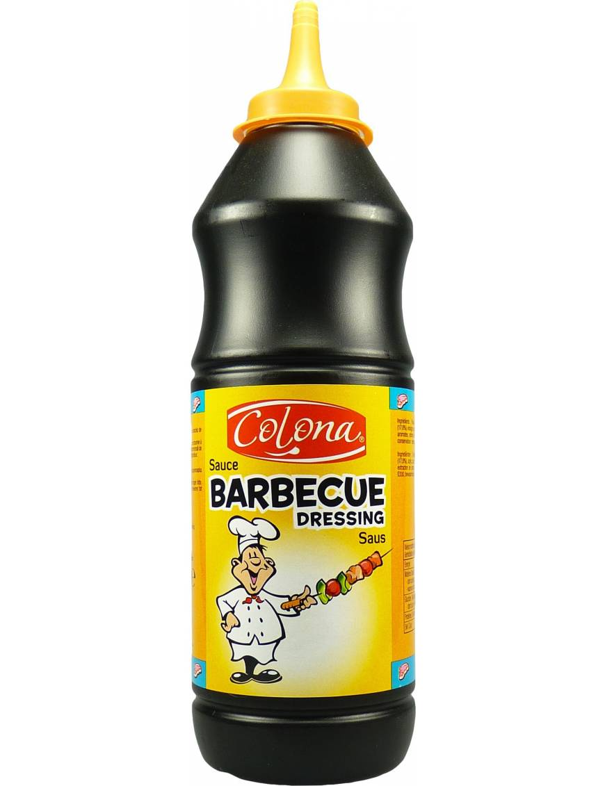 Sauce Barbecue - Flacon souple de 900gr