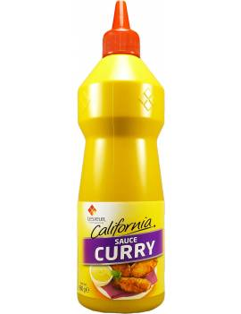 Sauce curry - Flacon souple de 960gr