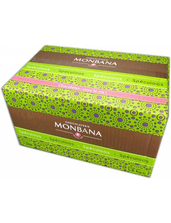 Spéculoos tradition Monbana - Boite de 300 pièces