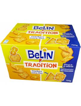 Assortiment salé Belin Tradition - 720g