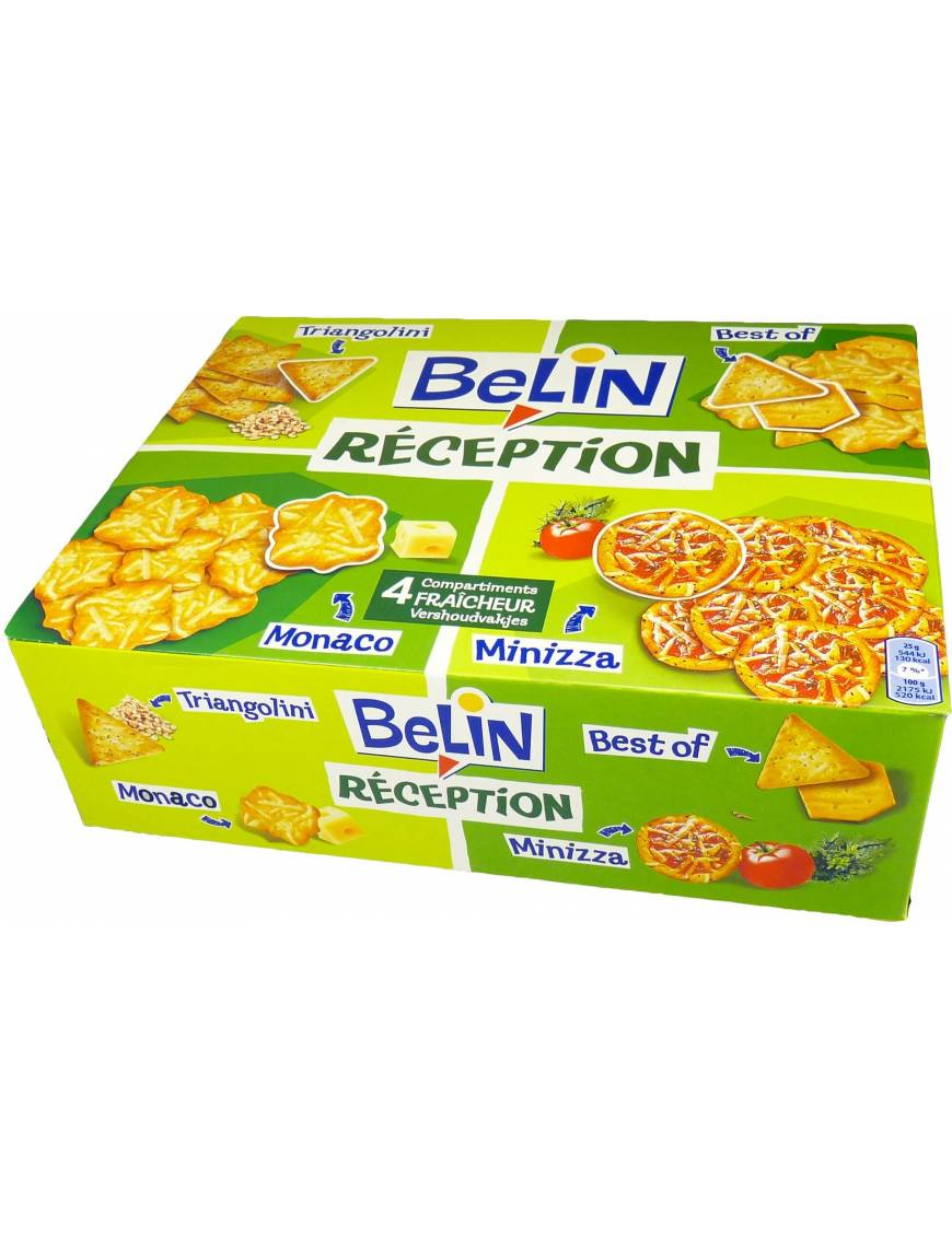 Assortiment salé Belin Réception - 380gr