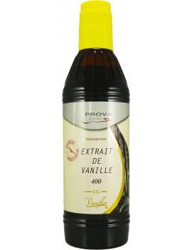 Extrait de vanille 400g 500mL Prova Gourmet