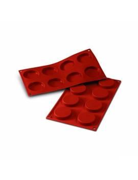 Moule en silicone flexible pour florentin