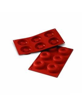 Moule en silicone flexible pour savarins