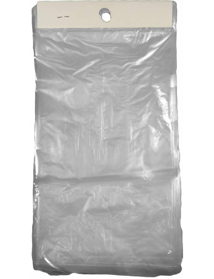 Sachet en nylon x100 14x25 cm