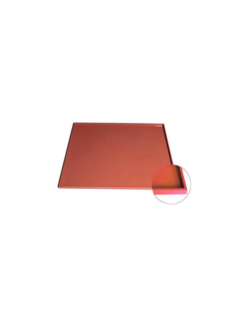 Tapis de cuisson lisse en silicone flexi 422x357x8mm