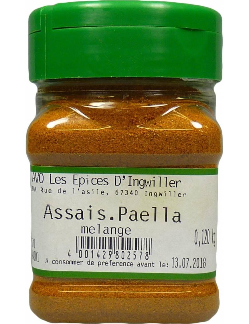 Assaisonnement pour Paella - Mélange d'épice