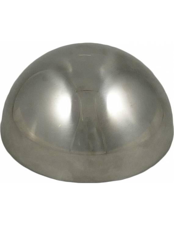 Moule demi sphère en acier inox